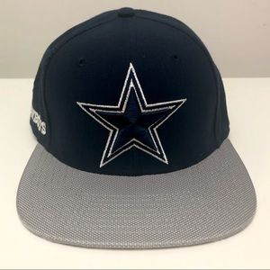 DALLAS COWBOYS NFL LOGO 9FIFTY SNAPBACK HAT